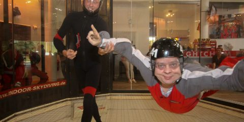 Indoor Skydiving Bottrop